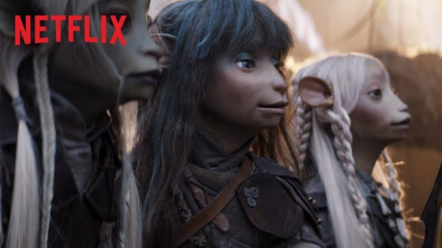 ダーククリスタル: エイジ・オブ・レジスタンス(Netflix)