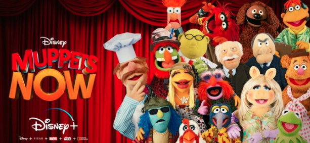 Muppets Now!/マペット大集合!